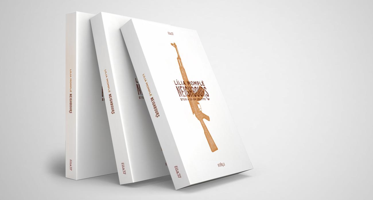 Copertina di Nieghbours, un libro di Lìlia Momplé pubblicato dalla casa editrice Fila37 nella collana di narrativa Intervallo